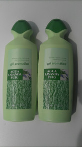 Agua Lavanda Puig - 750ml - Spanish Bath/Shower Gel  x 2