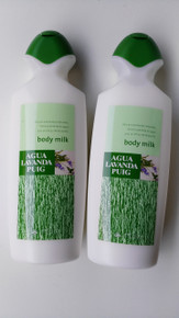 Agua Lavanda Puig, Lavender Family Body lotion/milk 750ml x 2