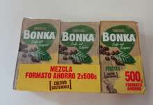Bonka Nestle Mezcla Ground Coffee 3 X 500G XL Size
