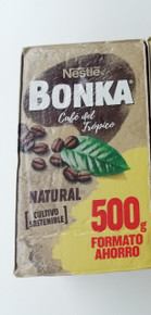 Bonka Nestle Natural Ground Coffee 1 X 500G XL Size