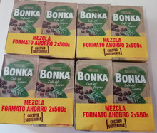 Bonka Nestle Mezcla Ground Coffee 8 X 500G XL Size