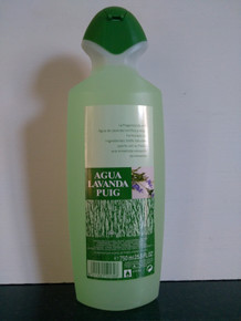 Agua Lavanda Puig, Lavender Family Cologne 750ml Spain