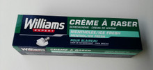 Williams ICE FRESH menthol shaving cream 100 ml