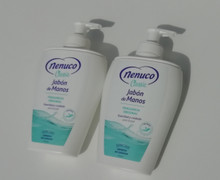 Nenuco Hand Wash/Liquid Soap 240ml from Spain x 2