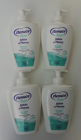 Nenuco Hand Wash/Liquid Soap 240ml from Spain x 4
