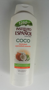 Instituto Espanol Shower Gel COCO/ Coconut  1250ML