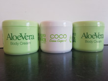 Body Cream Aloe Vera x 2 & COCO/Coconut x 1 Instituto Espanol 400ml