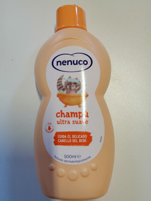 Nenuco Family Shampoo PH Neutral 500ml x 1