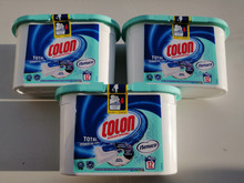 Nenuco Colon Laundry Liquid Gel Tablets x 3 boxes  (12 per box)