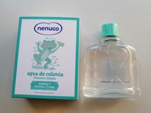 Nenuco Agua De Colonia the original fragrance Nenuco 200 ml in glass bottle, boxed.