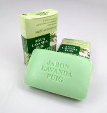 Agua Lavanda Puig Spanish Lavender Soap 33 bars x 125g