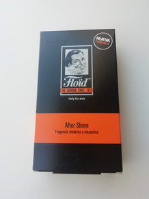 Floid Black (modern and masculine) Aftershave Lotion 150ml Imported from Spain