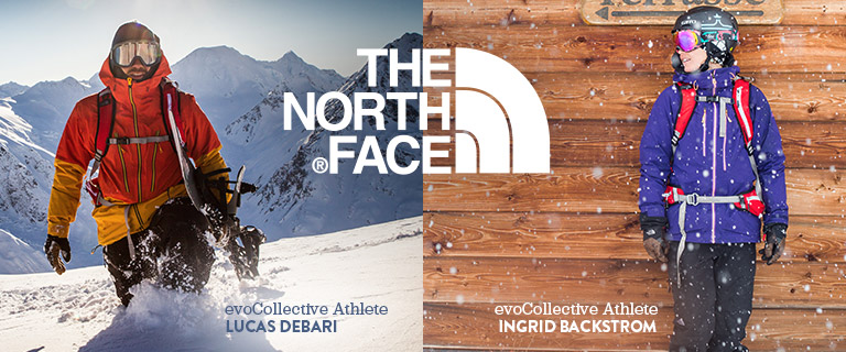 The North Face Ski Jacket and Pant Images for Men & Women