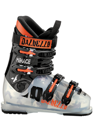 The Menace 4 Jr Ski Boot is super lightweight