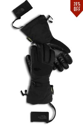 The North Face Powderflow Gore-Tex Glove   Women's   Past Season   NF00CTF8   JK3   Black