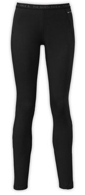 "The North Face Women's Warm FlashDryâ""¢ Black Tights | CL81"