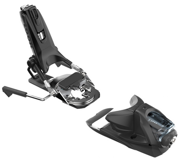 Look Ski Bindings | PIVOT 12 DUAL WTR | FCFA018 Black