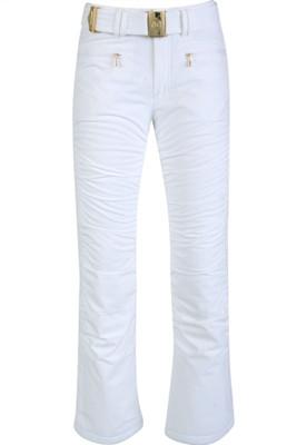 Bogner Ski Pants | Women's Luna | 1158 | White | Front
