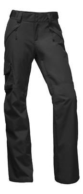 The North Face Ski Pants | Women's Freedom Insulated shown in TNF black