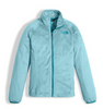 The North Face Girl's Osolita Triclimate Jacket shown here in Nimbus Blue (Liner). NF0A34UM