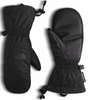 The North Face Youth Montana Gore-Tex Mitts shown here in TNF Black. NF0A3358