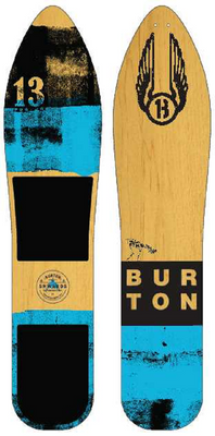 Burton Snowboard | Kid's Throwback