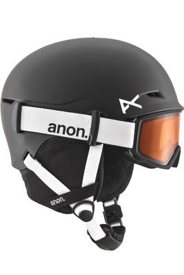 Anon Define Helmet | Kid's | 152351 | Black | Side