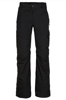 686 Snowboard Pants | Women's GLCR Geode Thermagraph | L7W401 | Black | Front