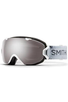 Smith I/OS Goggles + Spare Lens | Prior Season | White Mosaic