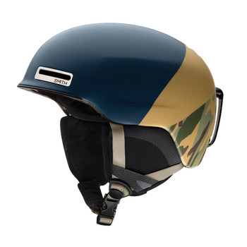 Smith Helmets | Men's Maze | H18MZ18 | Color: Matte Navy Camo