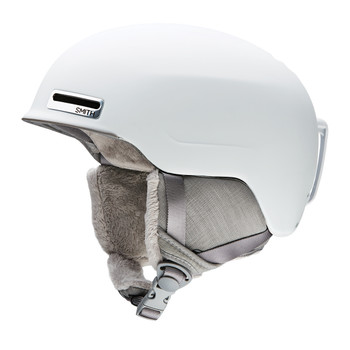 Smith Snow Sports Helmets | Women's Allure | H18ALMW | Color: Matte White