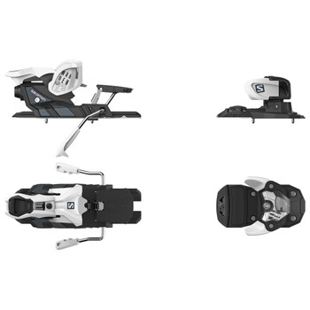 2018 Salomon Warden MNC 13 Bindings.