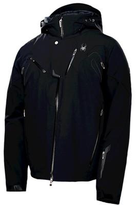 Spyder Ski Jackets | Mens Monterosa | 783253 | Black