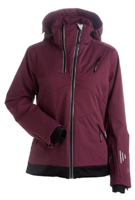 Nils Ski Jacket   Women's Belinda   2117 in Merlot