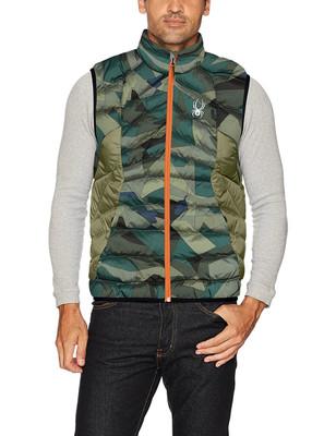 Spyder Geared Synthetic Down Vest | Men's