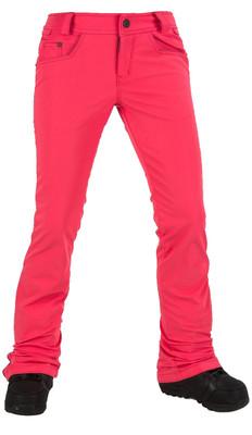 Volcom Ski Pants | Women's Battle Stretch | H1351806 in Bright Rose