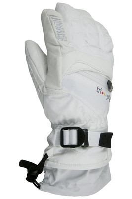 Swany X-Change Gloves | Women's | Past Season | SX80L | White