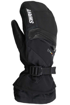 Swany X-Change Mitts | Men's | SX-81M | Black