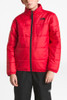The North Face Boundary Triclimate Ski Jacket | Boy's | NF0A34Q3 | KZ3 | TNF Red | TNF Black | Liner Front