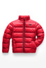 The North Face Andes Down Jacket   Boy's   NF00CHQ6   KZ3   TNF Red   TNF Black   Front
