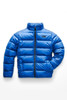 The North Face Andes Down Jacket   Boy's   NF00CHQ6   WXN   Turkish Sea   Front