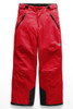 The North Face Freedom Insulated Ski Pant | Boy's | NF0A34RE | 682 | TNF Red | Front