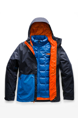 The North Face  Altier Down Triclimate Ski Jacket | Men's | NF0A33PQ |1SB  | Urban Navy | Turkish Sea | Front