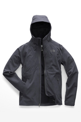 The North Face Apex Flex GTX Jacket | Men's | NF0A2VE7 | AVM | Urban Navy Heather | Front