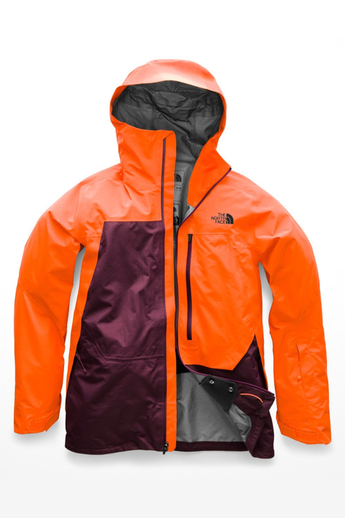 29ea02983e ... where to buy the north face free thinker ski jacket mens nf0a3if2 6ne  persian orange caf10
