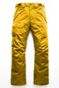 The North Face Freedom Insulated Ski Pant | Men's | NF0A332C | VB6 | Leopard Yellow | Front