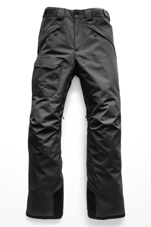 The North Face Freedom Shell Ski Pant | Men's | NF0A332E | 0C5 | Asphalt Grey | Front