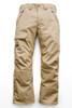 The North Face Seymore Ski Pant | Men's | NF0A3LVH | PLX | Kelp Tan | Front