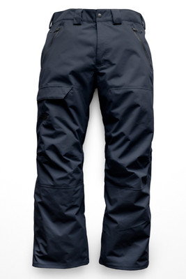 The North Face Seymore Ski Pant | Men's | NF0A3LVH | H2G | Urban Navy | Front