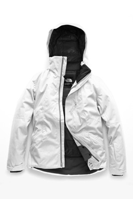 The North Face Gatekeeper Ski Jacket | Women's | NF0A3KQU | FN4 | TNF White | Front